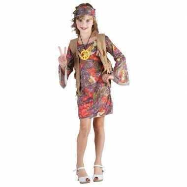 Hippie kleding voor kinderen carnaval