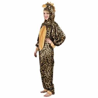 Huispak giraffe voor dames carnaval