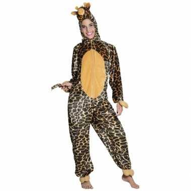 Huispak giraffe voor kinderen carnaval