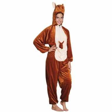 Huispak kangoeroe voor kinderen carnaval