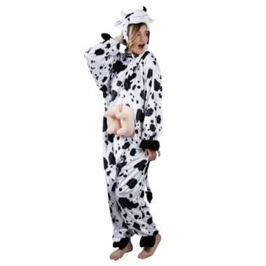 Huispak koe voor dames carnaval