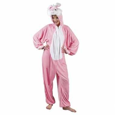 Huispak konijn voor dames carnaval