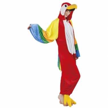 Huispak papegaai voor dames
