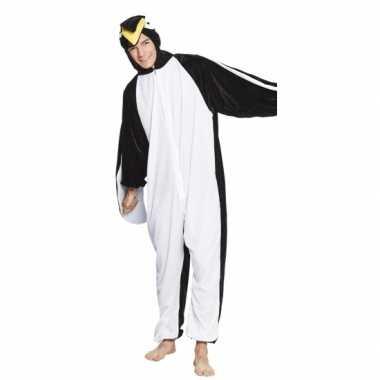 Huispak pinguin voor kinderen carnaval