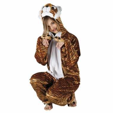Huispak tijger voor dames carnaval