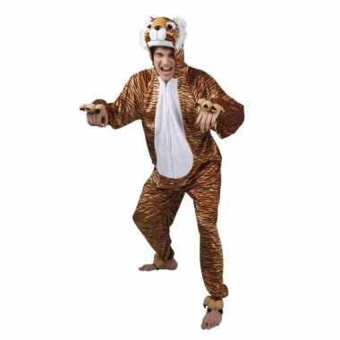 Huispak tijger voor heren carnaval