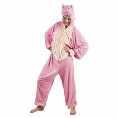 Huispak varken voor dames carnaval