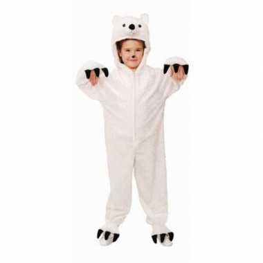 IJsberen kostuum voor kinderen carnaval