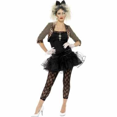 Jaren 80 Madonna carnavalskleding voor