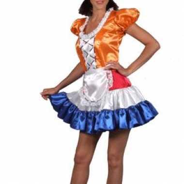 Kaasmeisje jurk holland dames