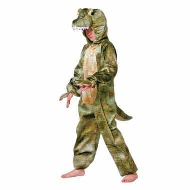 Kids krokodillen pak voor carnaval