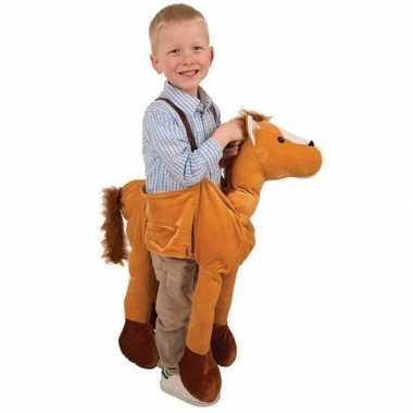 Kinder paardenpak voor carnaval