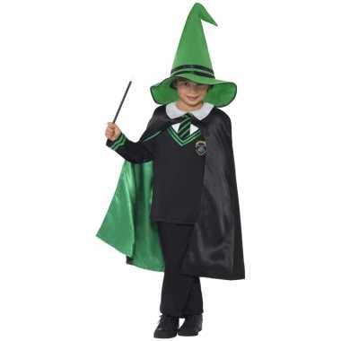 Kinder tovenaar kostuum voor carnaval