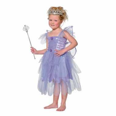 Kinder verkleedkleding elf voor carnaval