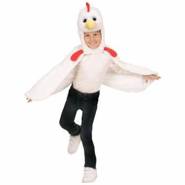 Kippen verkleedkleding voor peuters carnaval