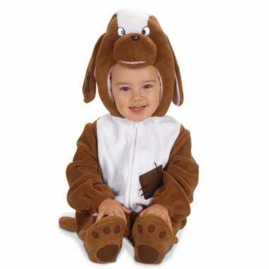 Kostuum hondje voor baby's carnaval