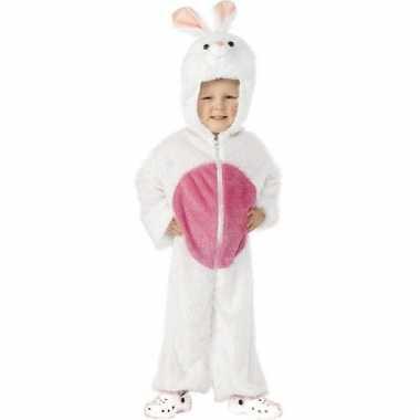 Kostuum konijn kindje voor carnaval