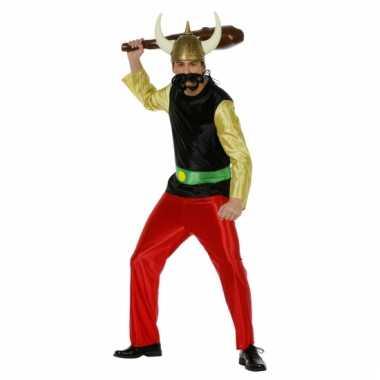 Krijgers kostuum Gallier voor carnaval