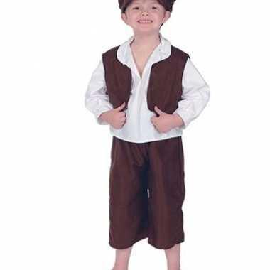 Kruimeltje kostuum voor kinderen carnaval