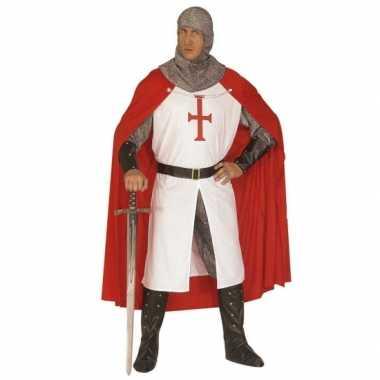 Kruisvaarderspak voor heren carnaval