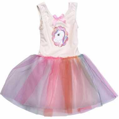Leuke meiden jurk my little pony voor carnaval