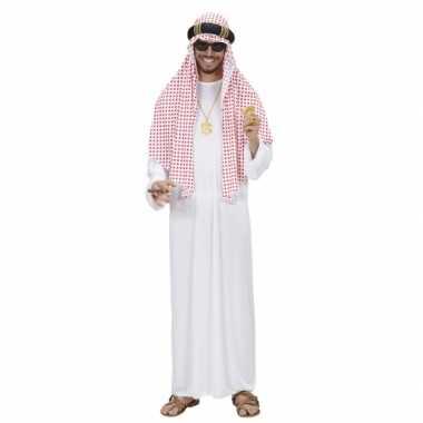 Luxe Arabische man kostuum voor carnaval