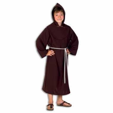 Monnik outfit voor kinderen carnaval