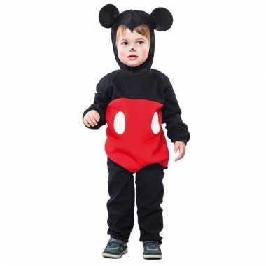 Muis  outfit voor kinderen carnaval