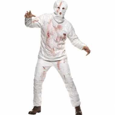 Mummie pak voor volwassenen carnaval