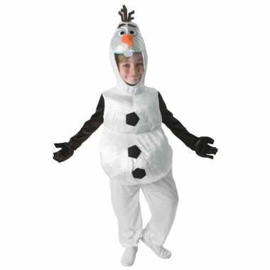 Olaf Frozen outfit voor kinderen carnaval