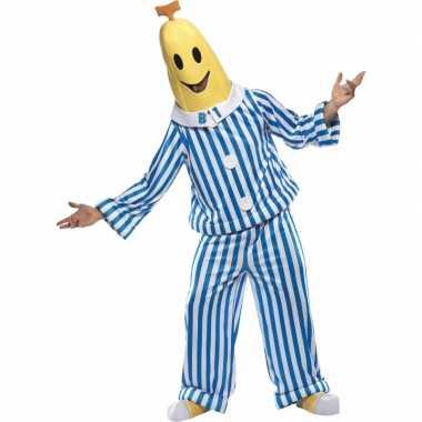 Pak bananas in pyjamas voor volw. carnaval