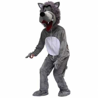 Pak wolf volwassenen voor carnaval