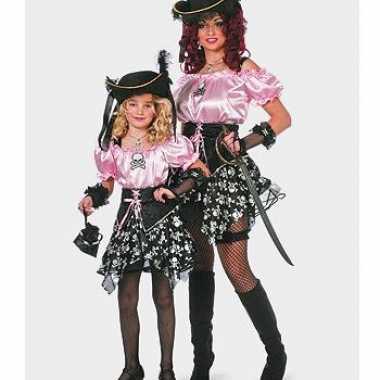 Piraten verkleedkleding dames voor carnaval