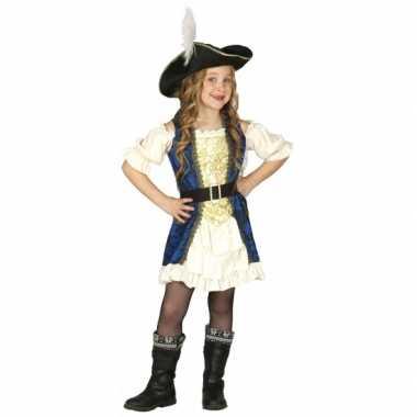 Piratenjurk voor meisjes carnaval