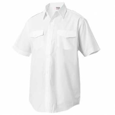 Politie overhemd korte mouwen