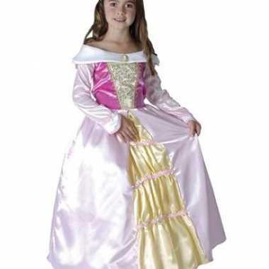 Prinses kostuum voor meisjes carnaval