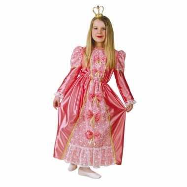 Prinsessen jurken voor kinderen carnaval