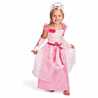 Prinsessenkostuum voor meisjes carnaval