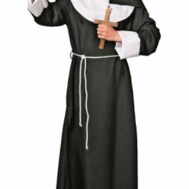 Religieus nonnen kostuum voor dames carnaval