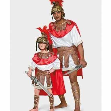 Romeinse gladiator carnavalskleding voor