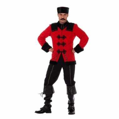 Russisch heren kostuum voor carnaval