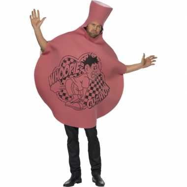 Scheetkussen outfit voor carnaval