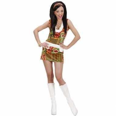 Sexy Hippie carnavalskleding vrouw voor