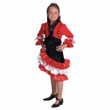 Spaanse kleding voor meisjes carnaval