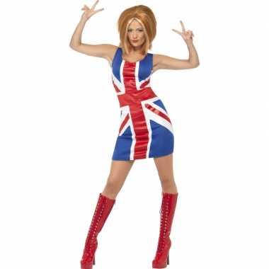 Spice Girl Geri jurkje voor carnaval