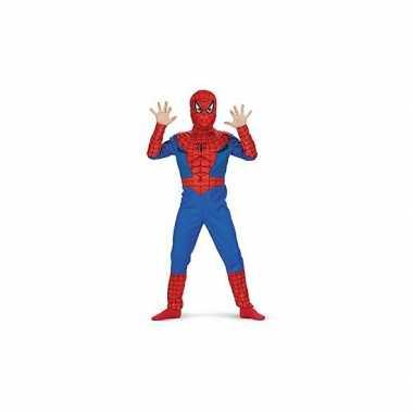 Spiderman jumpsuit voor jongens