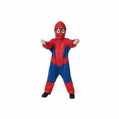 Spinnen held verkleed kostuum voor kinderen carnaval