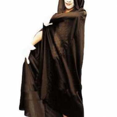 Spookachtige kinder cape voor carnaval