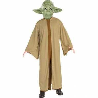 Star Wars Yoda carnavalskleding voor