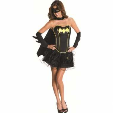 Superheld Batgirl carnavalskleding voor